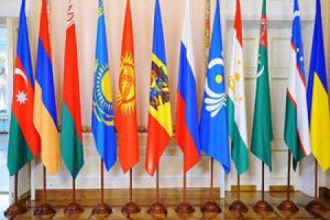 Украина отзывает своих представителей из всех уставных органов СНГ