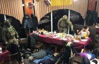 У Маріуполі на святкуванні дня народження затримано кримінального авторитета з Грузії