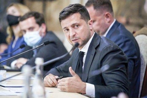 Зеленский в интервью австрийской газете назвал главные приоритеты своего президентства