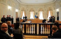 Тимошенко не доставили в зал суда