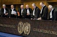 Украина направила в Гаагу ответ на возражения России по поводу юрисдикции суда ООН