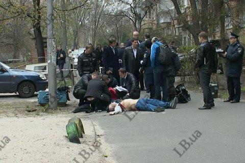 Міліція відпустила третього фігуранта справи Бузини