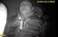 Патрульні показали відео затримання чоловіка співробітниці ЦПК