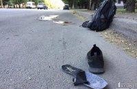 В Кривом Роге в авто застрелили мужчину и на ходу выбросили тело