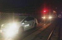 В Киеве полицейские поймали пьяного водителя трамвая