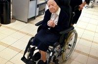 Найстарша жителька Європи подолала COVID-19 напередодні 117-річчя
