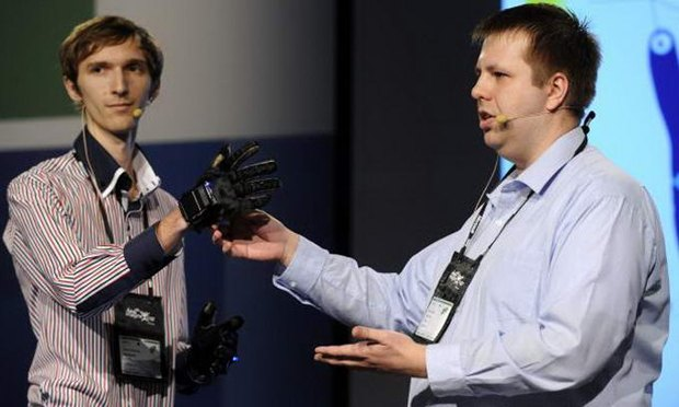 Журнал Time включил проект Enable Talk украинской команды quadSquad из донецкой академии «Шаг» в список лучших изобретений 2012 года.