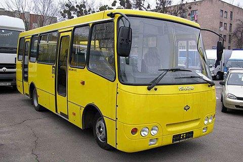 У Миколаєві виник транспортний колапс через страйк водіїв маршруток