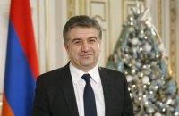 В.о. прем'єра Вірменії призначено Карена Карапетяна