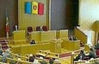 Новый состав парламента Молдавии собрался на первое заседание