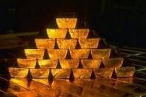 Спрос на золото упал до минимума с 2009 года