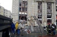 В центре Баку взорвался газ в жилом доме