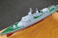 Командувач ВМС закликав відновити будівництво корветів