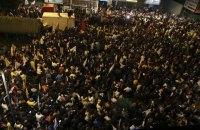 В Эквадоре начались протесты в связи с результатами президентских выборов