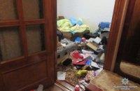 В Киеве по горячим следам задержали серийного квартирного вора