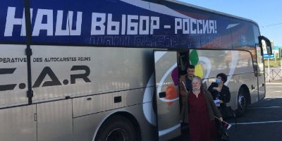 """Спецоперація """"вибори"""": як партія Путіна створює картинку """"народної любові"""" на Донбасі"""