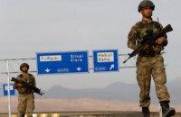 Під час турецької військової операції в Сирії загинув військовий