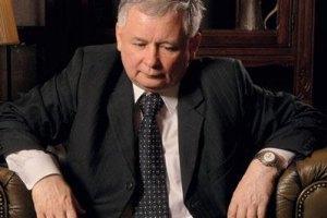 Качиньский: миссия Польши - помочь Украине вступить в ЕС
