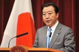 """Японський прем'єр відвідав аварійну АЕС """"Фукусіма-1"""""""