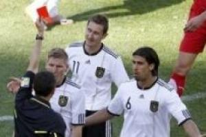 ЧМ 2010: Германия проиграла  Сербии. Англия не справилась с Алжиром