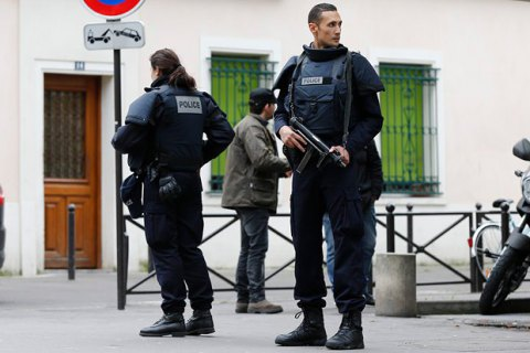 В Париже эвакуировали людей из торговой галереи Lafayette