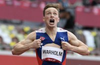 На Олімпіаді-2020 побито світовий рекорд у бігу на 400 метрів з бар'єрами