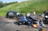 Три человека погибли в  результате ДТП под Полтавой