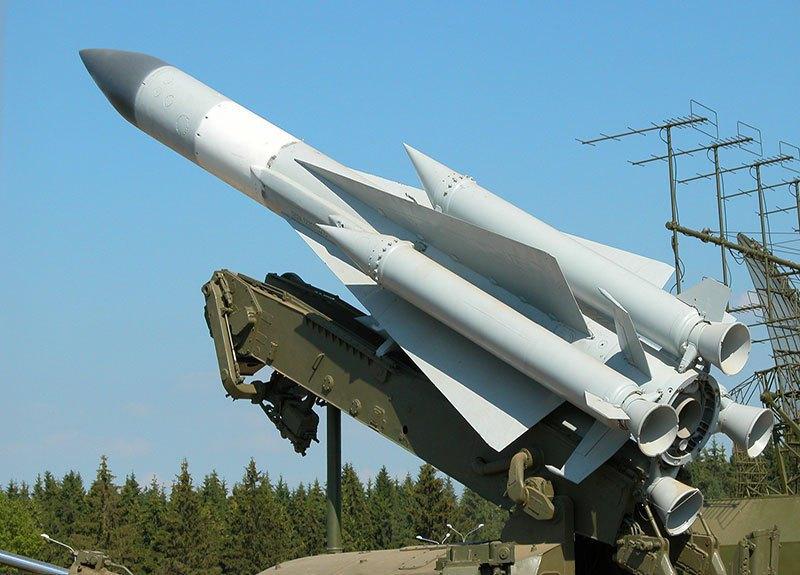 ЗСУ ЗРК С-200В