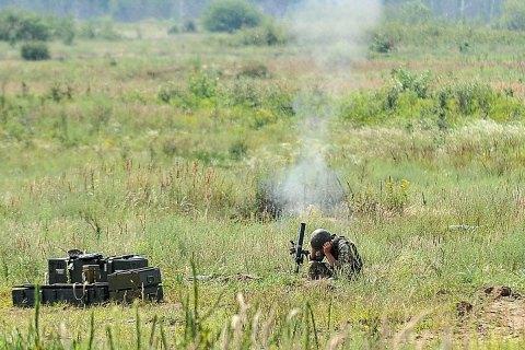 На полигоне в Киевской области при взрыве травмированы двое солдат срочной службы (обновлено)