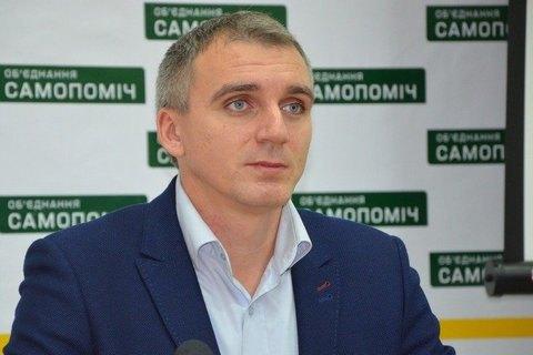 """В Николаеве кандидат в мэры от """"Самопомощи"""" вклинился между двумя экс-регионалами"""