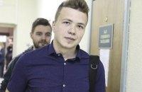 """Протасевич на відео розповів про своє місцеперебування та """"співпрацю зі слідством"""""""