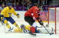 Канада розгромила Швецію у хокейному олімпійському фіналі