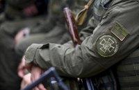В Киеве боец Нацгвардии по неосторожности нанес себе огнестрельное ранение