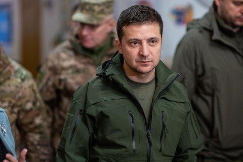 Зеленський підписав указ про поліпшення безпеки боєприпасів ЗСУ