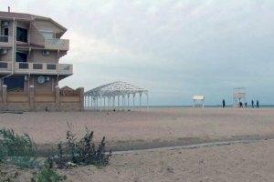 Одесский предприниматель захватил 600 метров пляжа
