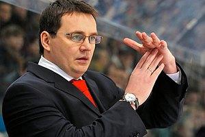Назаров вызвал 26 хоккеистов на венгерский Еврочеллендж