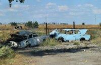Двох військових поранено в п'ятницю на Донбасі