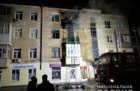 Мати і двоє малолітніх дітей загинули під час пожежі в Запорізькій області