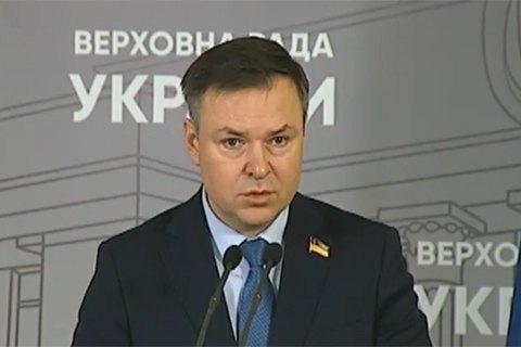 Глава комитета Рады по нацбезопасности Завитневич заболел ковидом