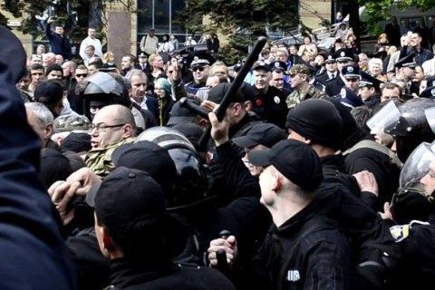 У Дніпрі суд відмовився відправити за ґрати координатора заворушень 9 травня