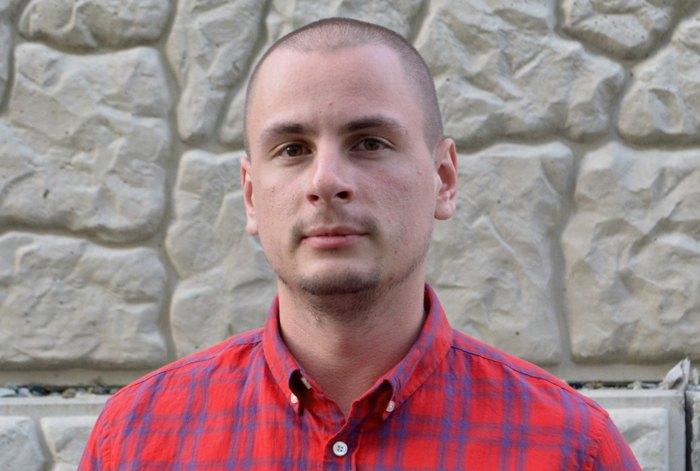 Андрей Яроцкий, координатор приморской Открытой России.