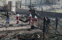 """Експерти на місці катастрофи знайшли уражені ракетою частини літака МАУ, - джерело """"Цензор.нет"""""""