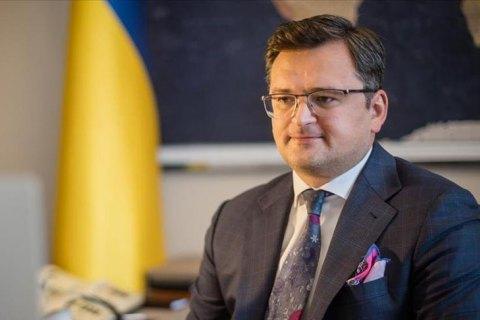 Кожна країна ЄС прийматиме окреме рішення про в'їзд українців, - Кулеба