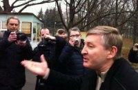 Ахметов відвіз сепаратистів на переговори з владою