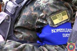 В крупных городах Донецкой области усилили патрулирование