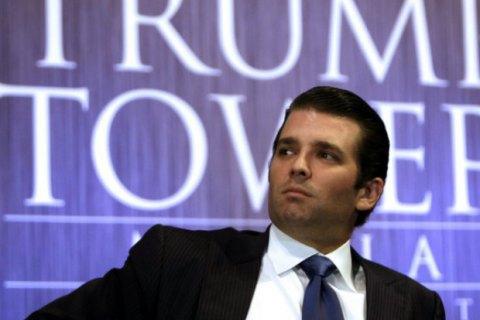 Трамп-молодший погодився виступити в Сенаті з приводу російської справи