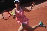 """Українка Калініна розгромила експершу ракетку світу в першому колі """"Ролан Гарросу"""""""