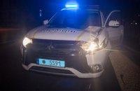 В киевской больнице умер грабитель, попавший под колеса полиции