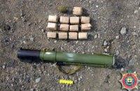 Міліція виявила схованку з боєприпасами в Краматорську