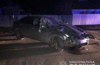 Підліток на батьківській машині збив насмерть двох молодих дівчат і втік